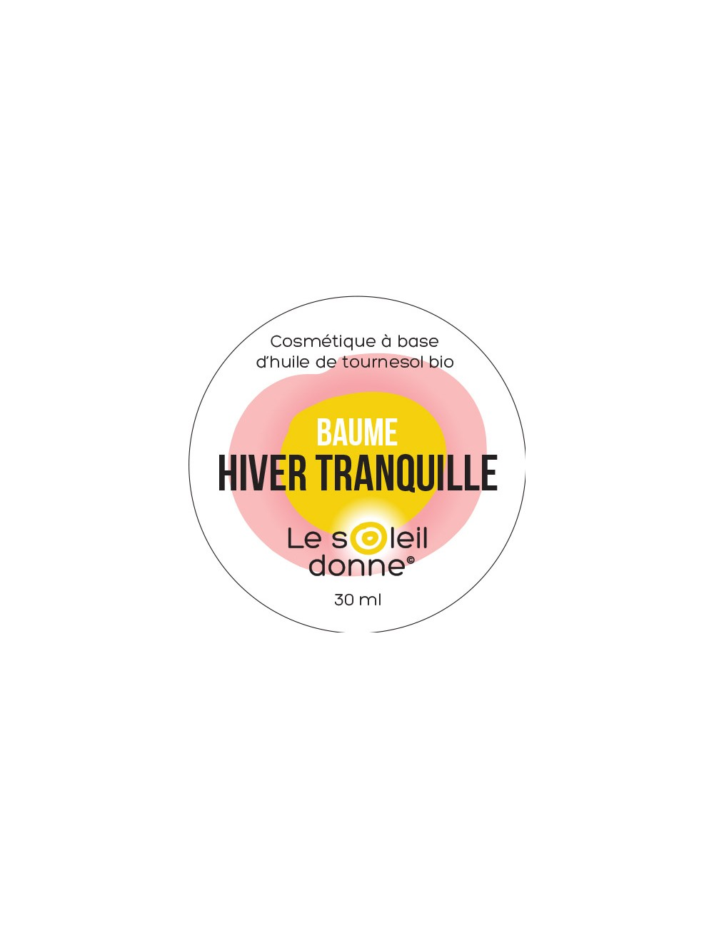 Baume hiver tranquille 30ml